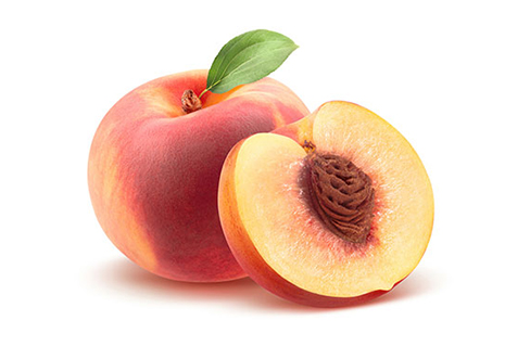 how to tell if a peach is bad